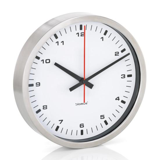 Nástěnné hodiny ERA bílé 24 cm