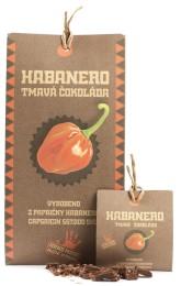 Tmavá čokoláda Habanero 45 g
