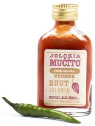 Chilli omáčka Jolokia Mučíto do kapsy 20 ml