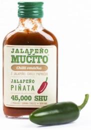 Chilli omáčka Jalapeno Mučíto 100 ml