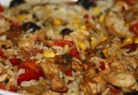 Kuřecí paella – recept zdarma