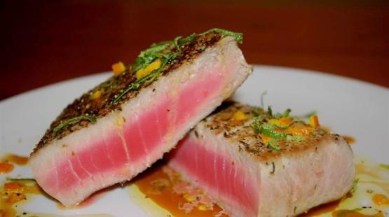 Smažený tuňák – recept zdarma