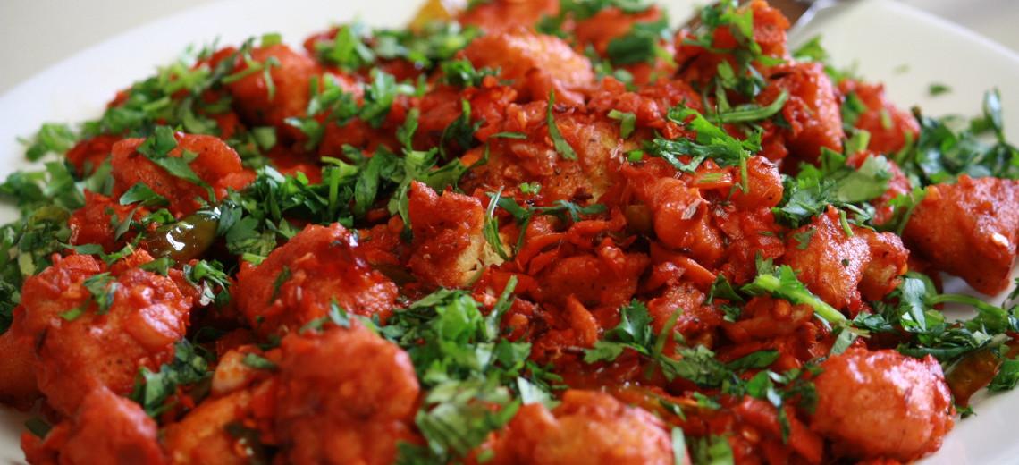 Kuře Tandoori & Garam masala
