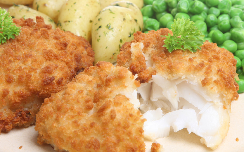 Pikantní a křupavé rybí filé – recept zdarma