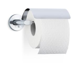 Držák toaletního papíru s krytem AREO matný