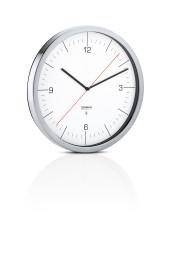 Nástěnné hodiny CRONO bílé 30,5 cm