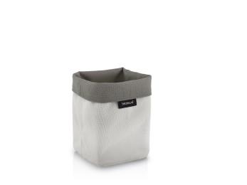Malý košík na kosmetiku ARA pískový/hnědý