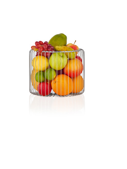 Vysoký koš na ovoce ESTRA