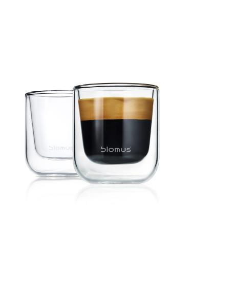 Termo sklenice na espresso – set 2 ks