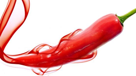Anatomie chilli papričky
