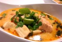 Thajská rybí polévka podle François Bujona