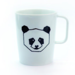 em.dee. pandí hrneček