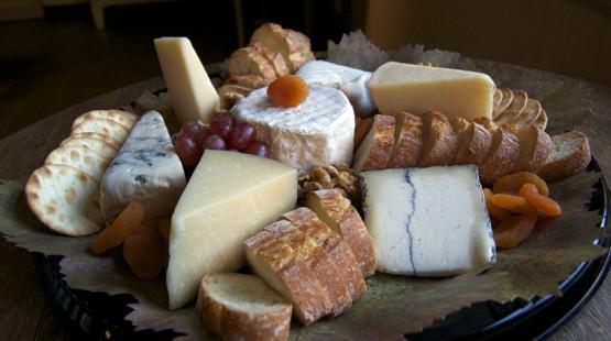 Nejlepší sýrová mísa