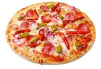Domácí ďábelská pizza