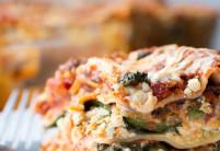 Lasagne s papričkami Chipotle