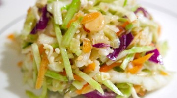 Křupavý jalapeño salát