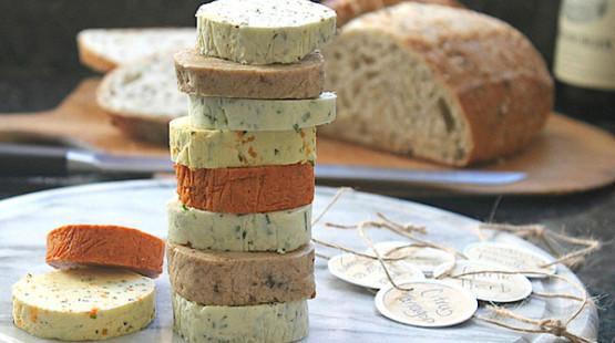 Kořeněné máslo