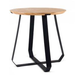 Malý stolek černý SHUNAN