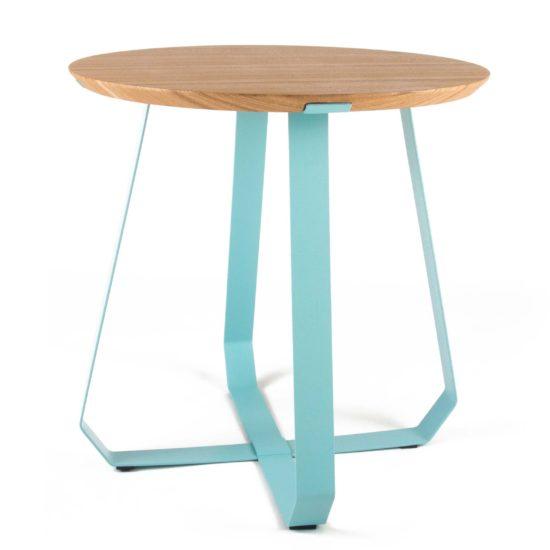 Malý stolek tyrkysový SHUNAN