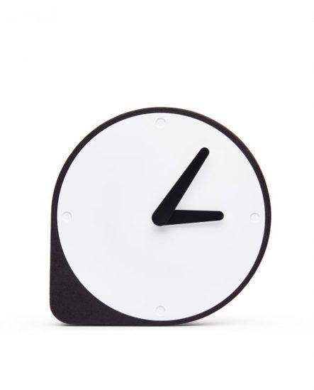 Stolní hodiny černé CLORK