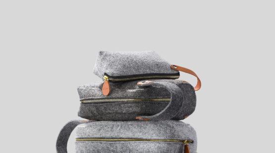 Kosmetické tašky ZONE Denmark