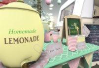 Prázdninové domácí limonády